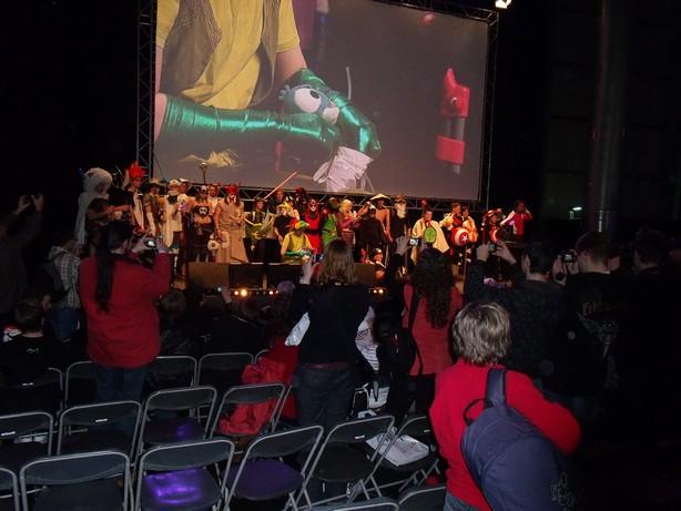 Amara et la foire de Jiva s'invitent à l'Ankama Convention 6 ! - Page 2 DSCF3221