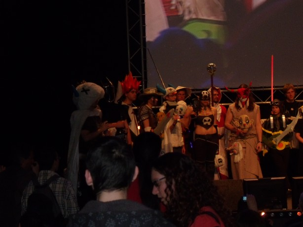 Amara et la foire de Jiva s'invitent à l'Ankama Convention 6 ! - Page 2 DSCF3224